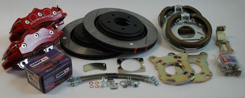Info on a G-body Front disc brake upgrade - MonteCarloSS com Message